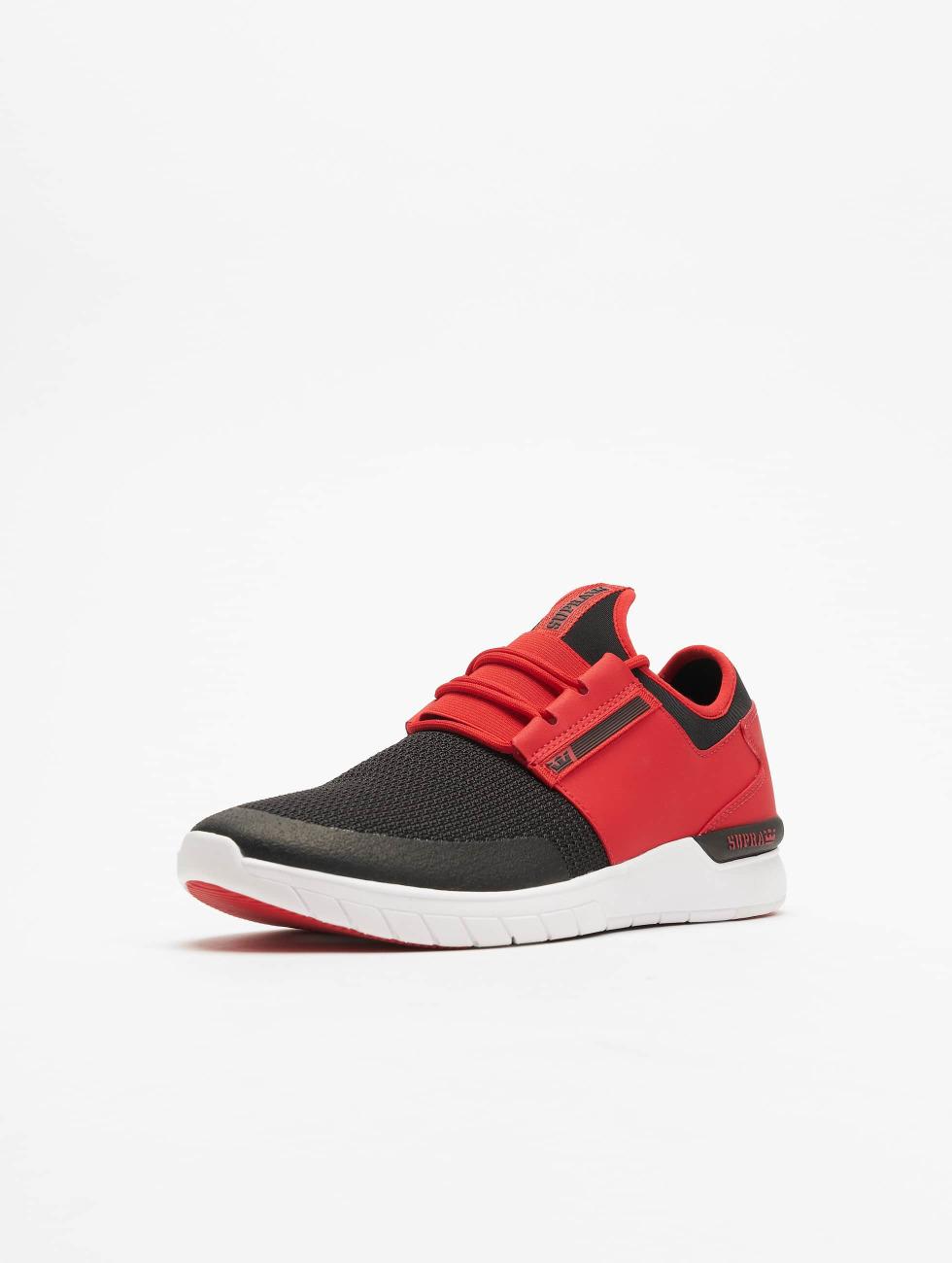 Supra Sneakers Flow Run red