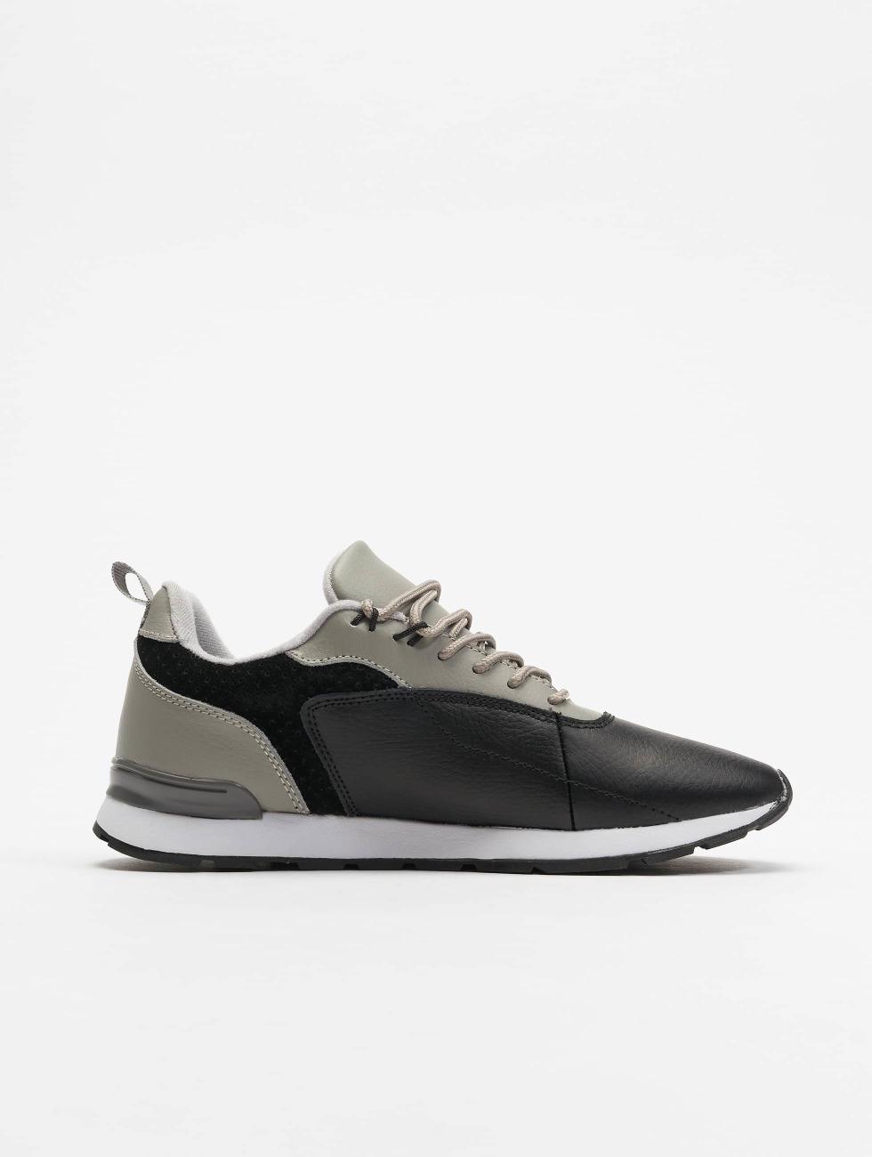 Thug Scarpa Vita / Sneaker Forte Nero 395.506 4tPNekQV9Q
