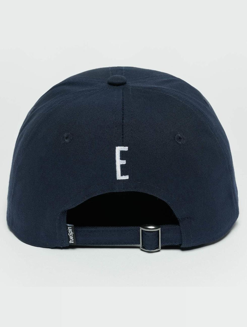 TrueSpin Snapback Cap ABC E blau