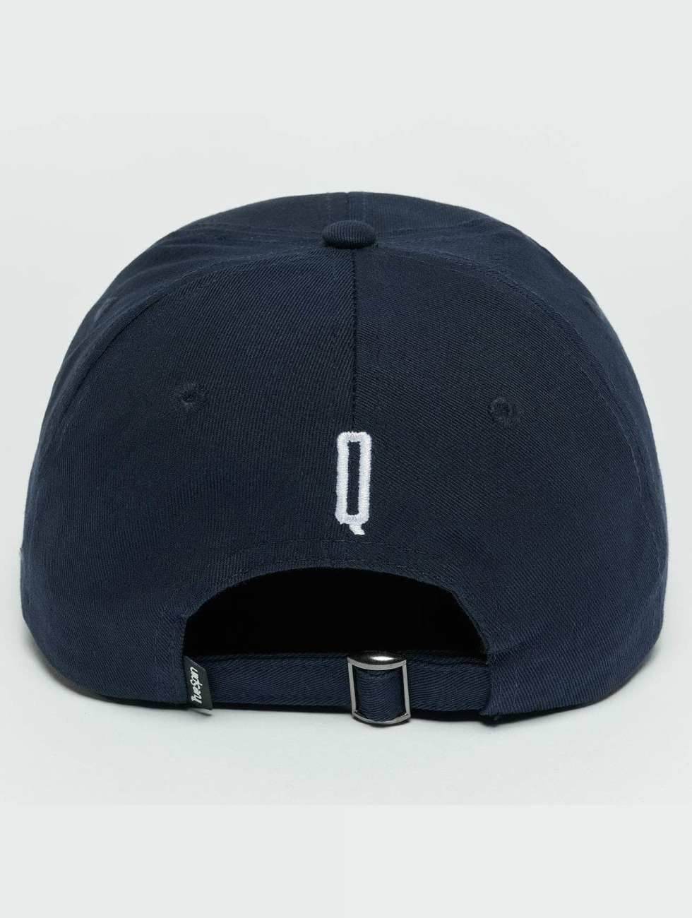 TrueSpin Snapback Cap ABC Q blau
