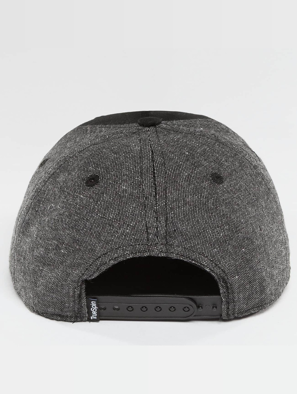 TrueSpin Snapback Cap New Velevet schwarz