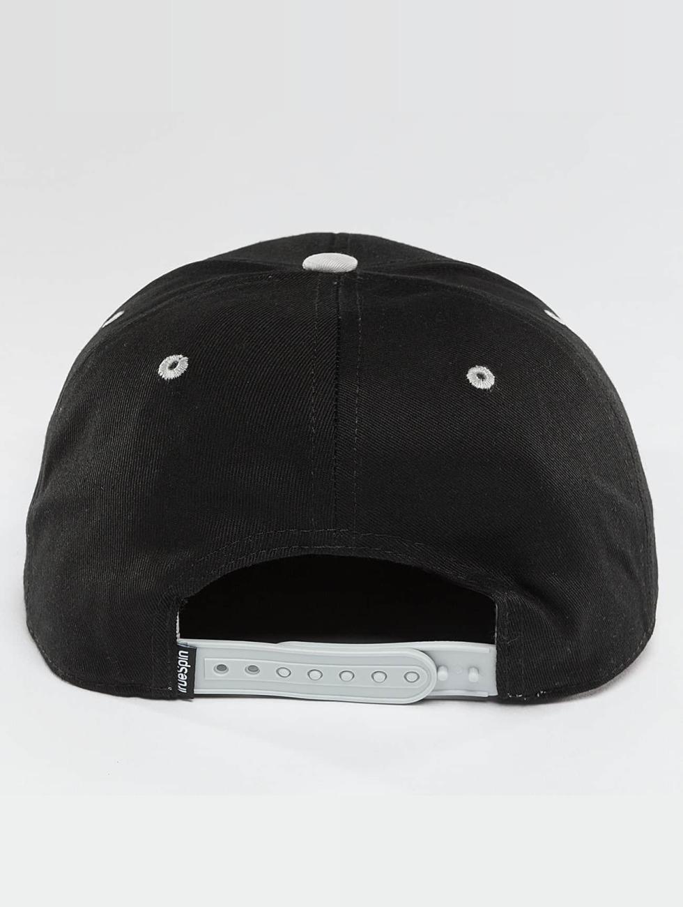 TrueSpin snapback cap Team TRSPN zwart