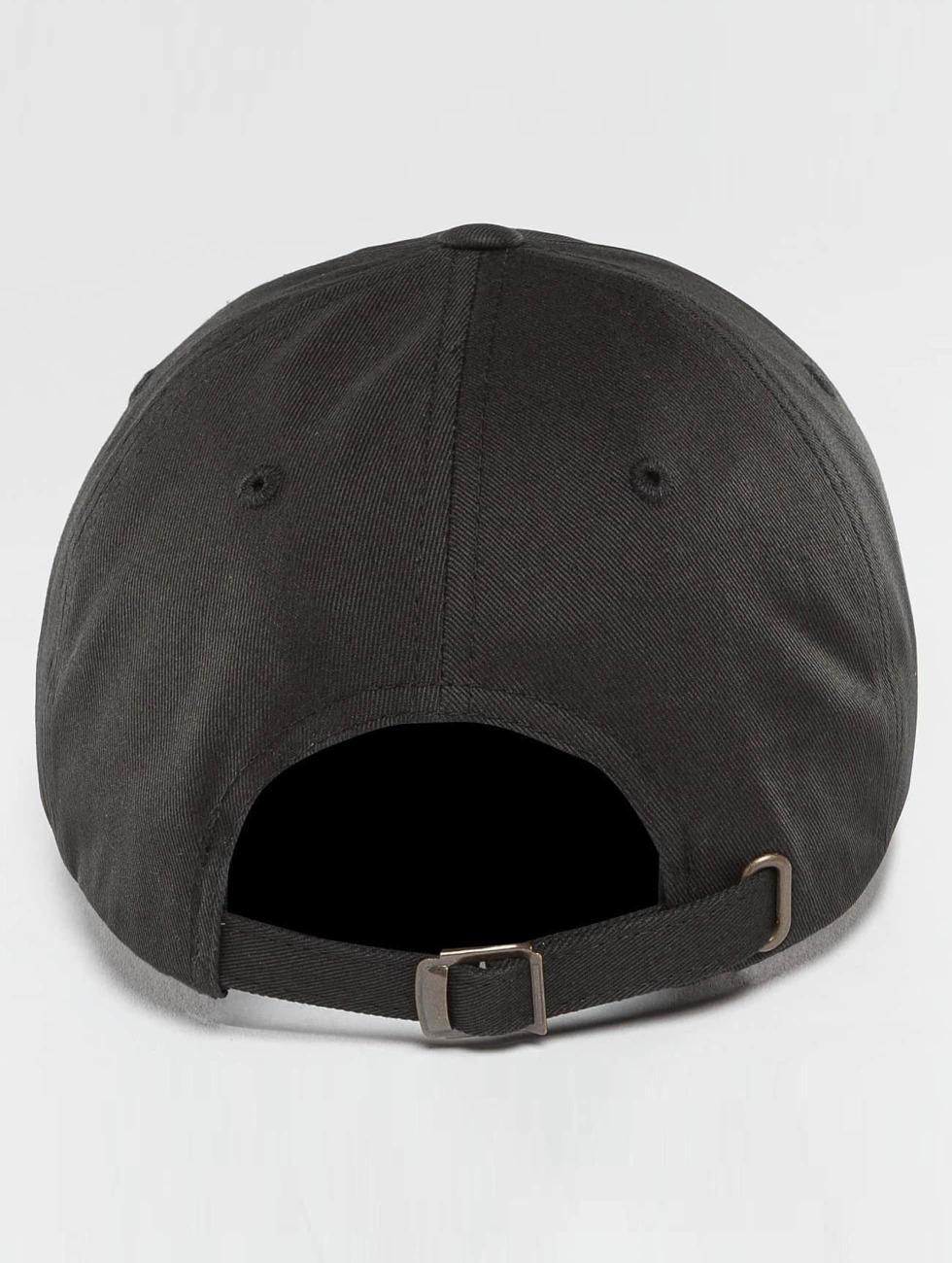 TurnUP snapback cap Hollyweed zwart