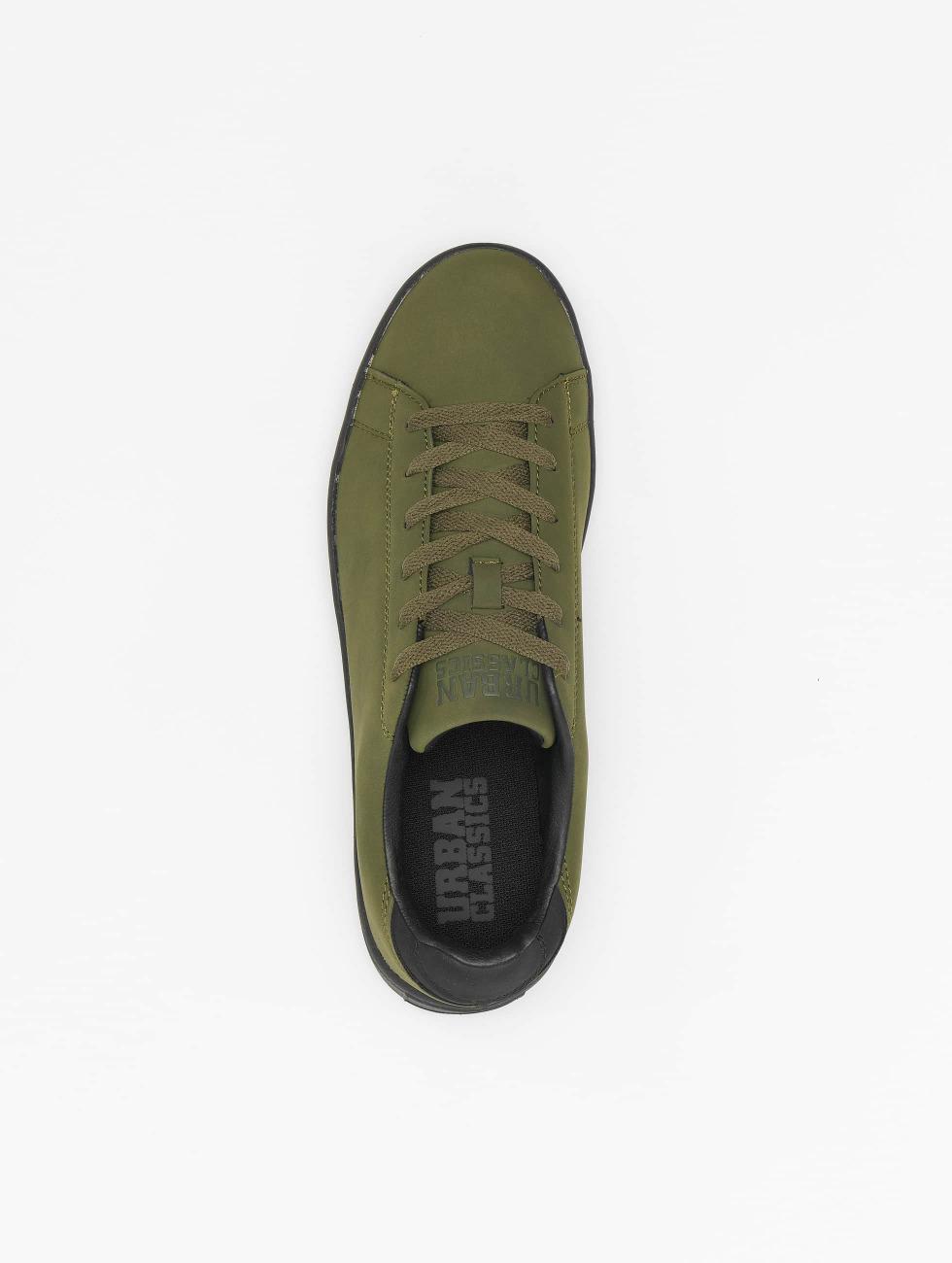 Classici Urbani Scarpa / Estate Sneaker In Oliva 477 479 2DW6KUpZTk