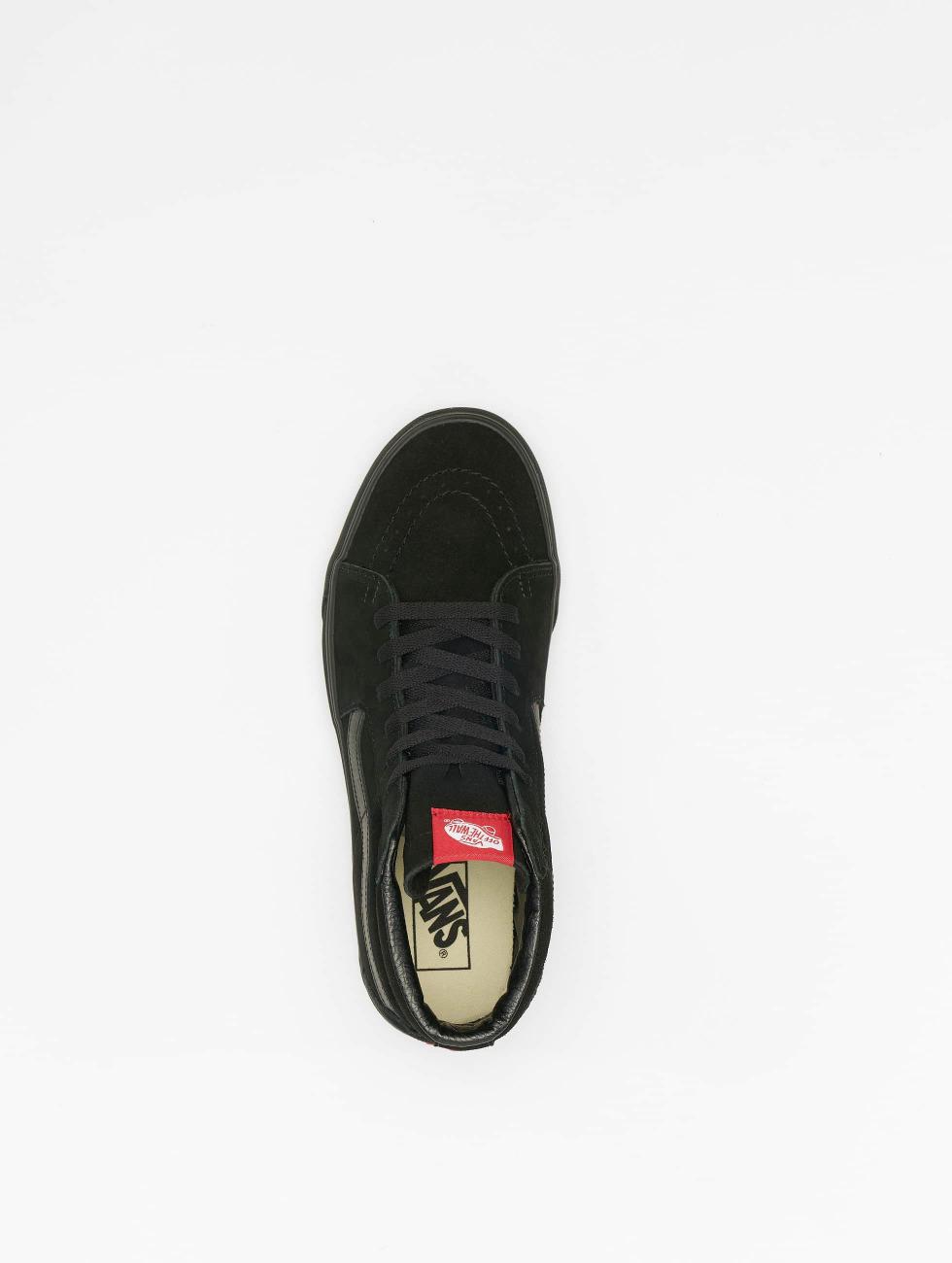 Goedkope Koop Authentieke Vans schoen / sneaker Sk8-Hi in zwart 12906 Goedkope Koop Beste Plaats De Grootste Leverancier Voor De Verkoop MOdcE