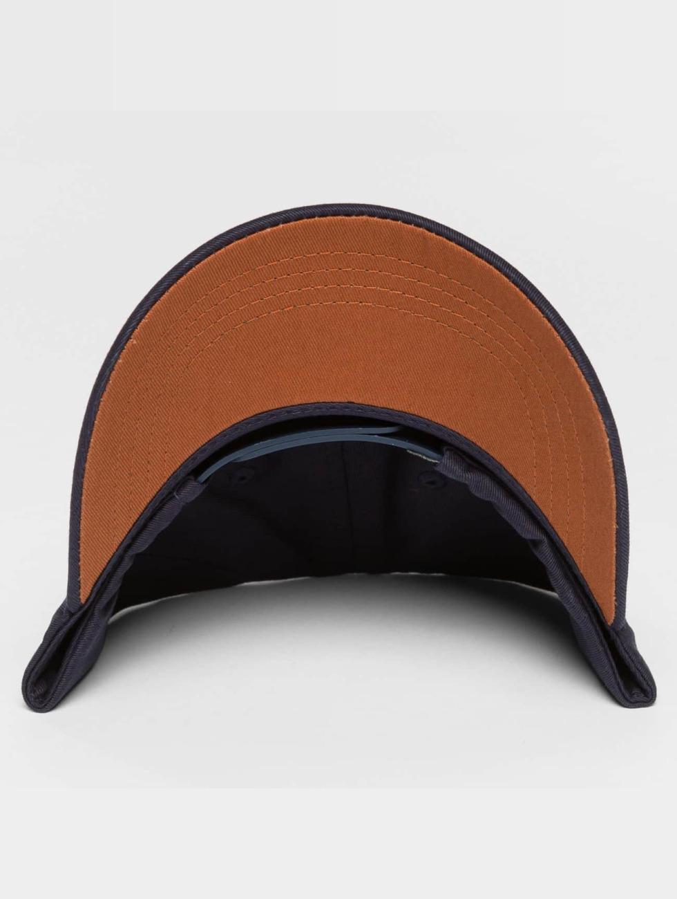 Von Dutch Casquette Snapback & Strapback Classic bleu