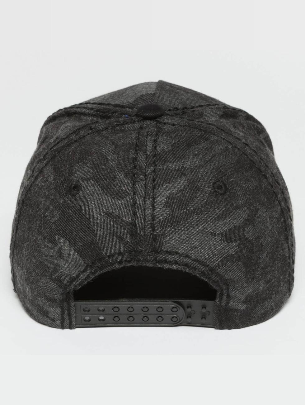 Von Dutch snapback cap VD0CAS1 grijs