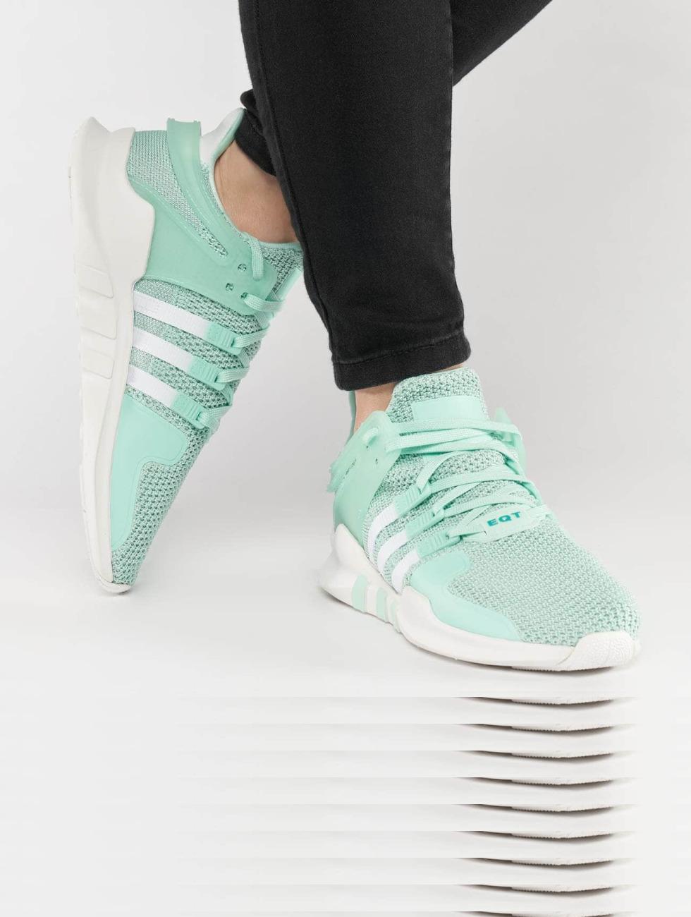 Adidas Originals Scarpa / Sneaker Eqt Supporto Adv In Verde 498 699 QVXmsqScOg