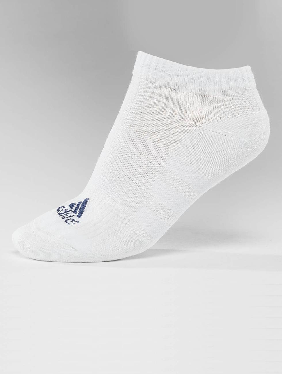 adidas originals Strumpor 3-Stripes Per n-s HC 3-Pairs vit