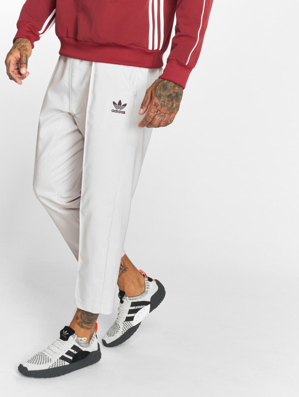 adidas originals Chino pants 7/8 beige