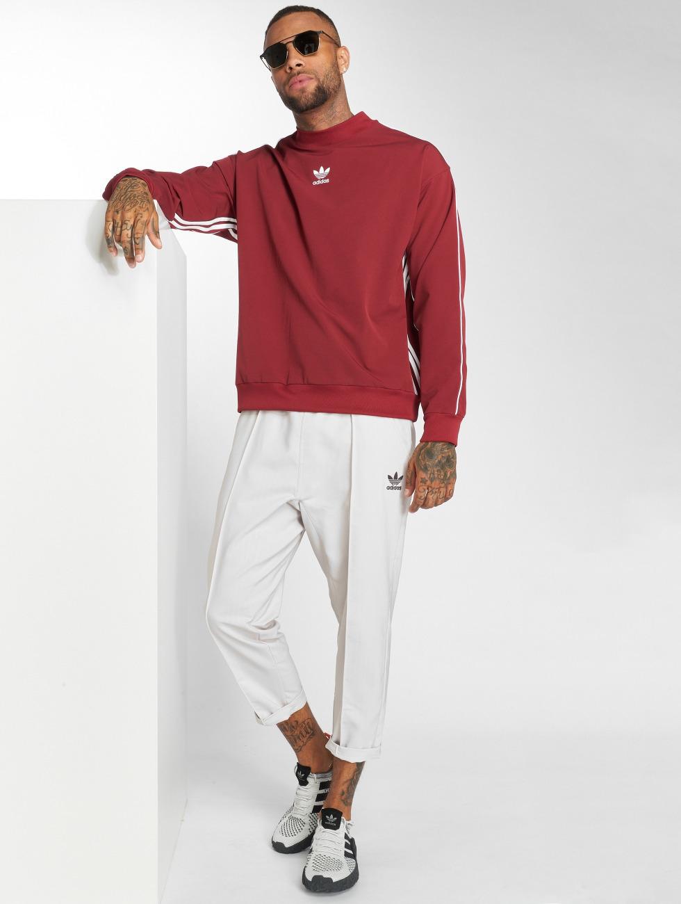 adidas originals Pantalone chino 7/8 beige
