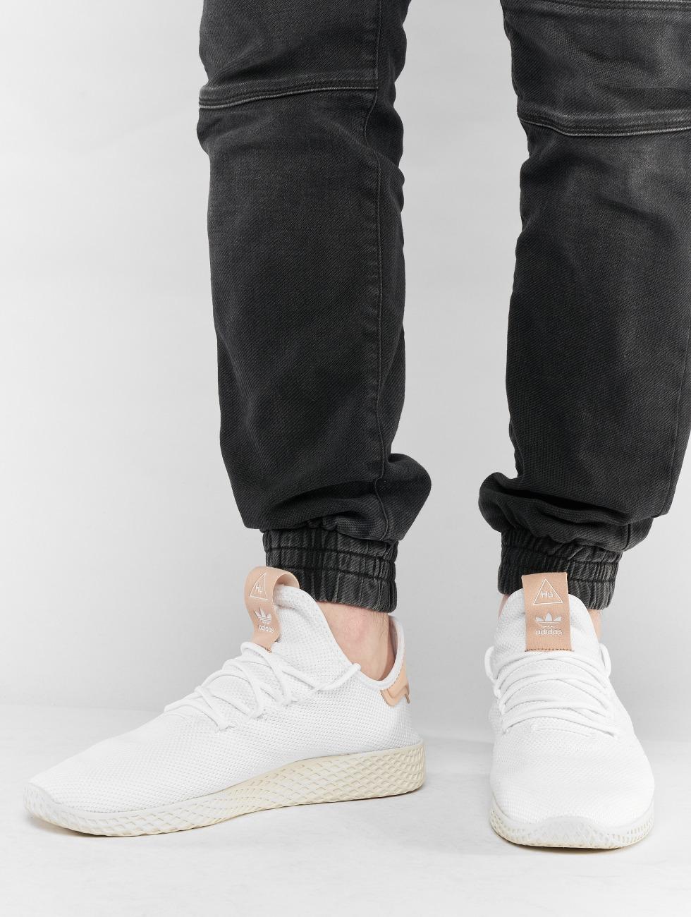 Adidas Originals Scarpa / Sneaker Pw Tennis Hu In Bianco 437 318 RfqjWyzLi