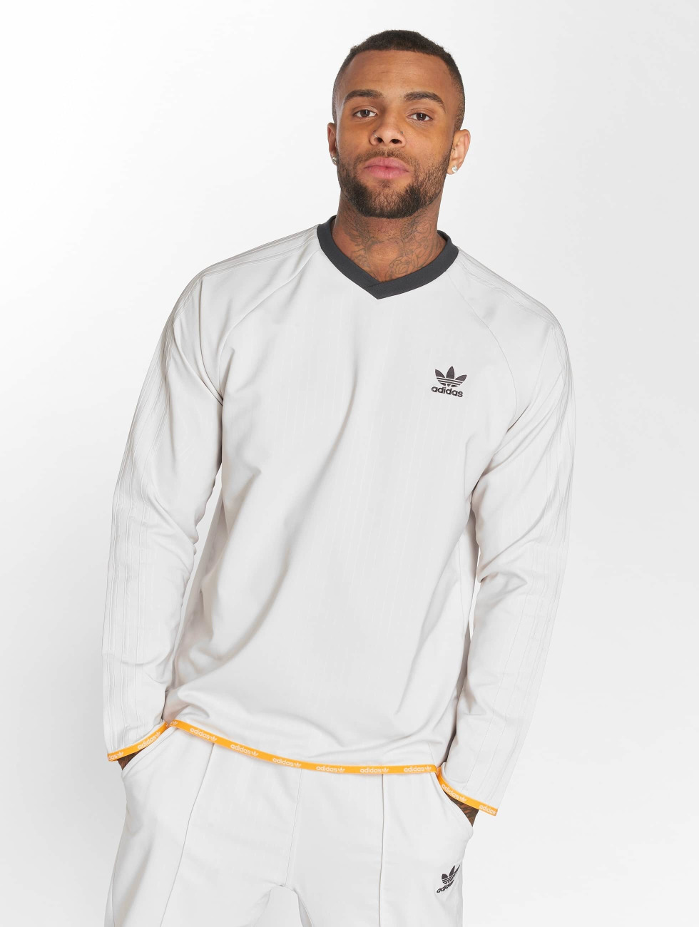 adidas originals Swetry Baseball bezowy