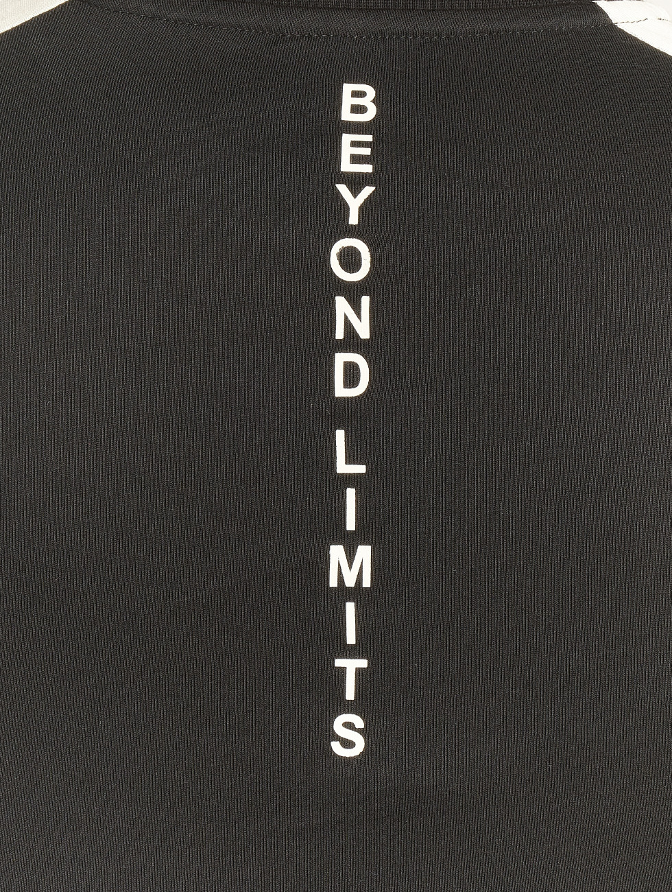 Beyond Limits Camiseta Foundation negro