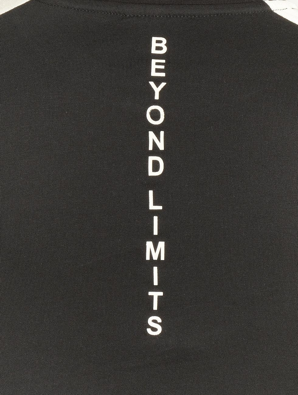 Beyond Limits T-shirt Foundation nero