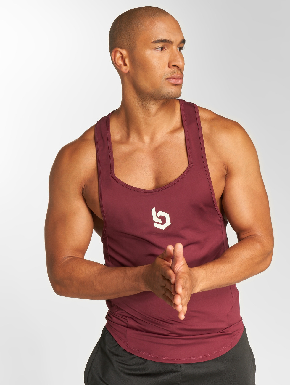 Beyond Limits Tank Tops Superior rojo