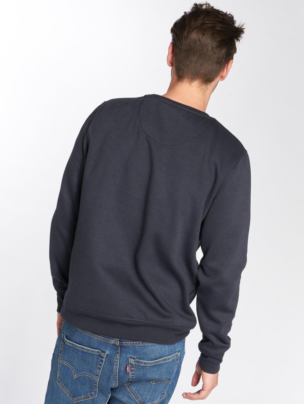 Navy Dark Brave Sweatshirt Soul Courtney OPkXZiwuT