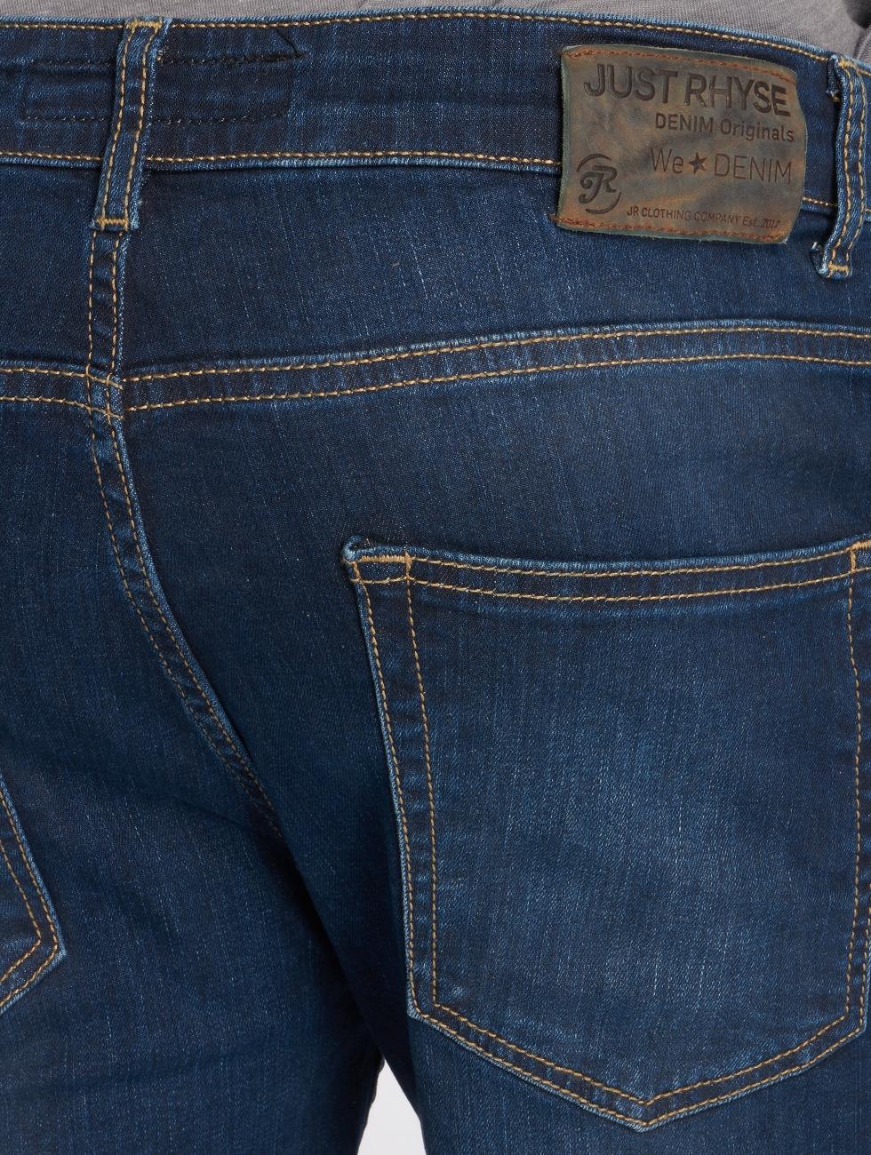 Just Rhyse Jeans straight fit Luke blu