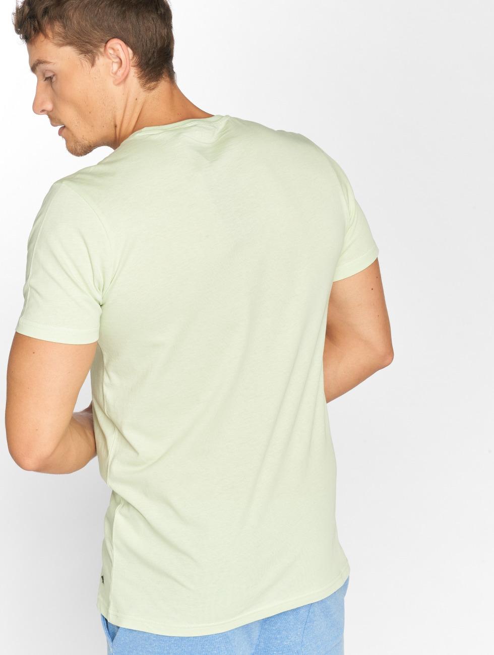 Solid T-shirt Omar verde