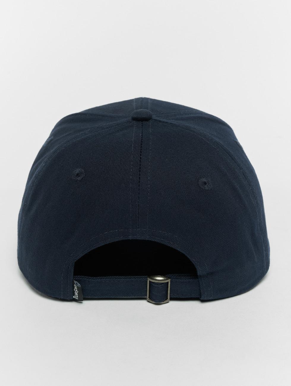 TrueSpin Snapback Cap Curved blau