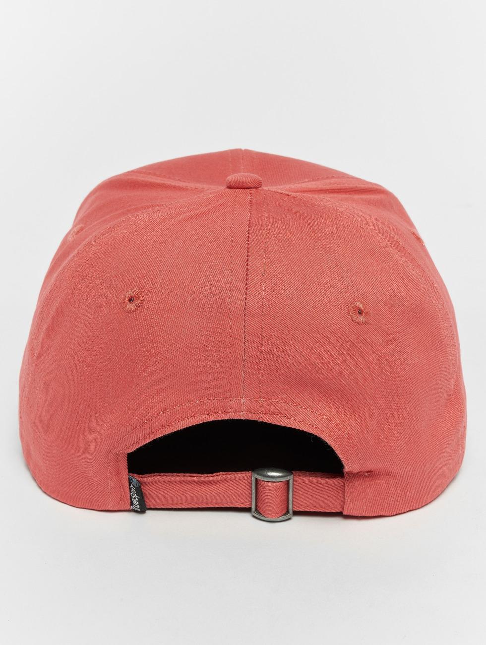 TrueSpin Snapback Caps True Love červený