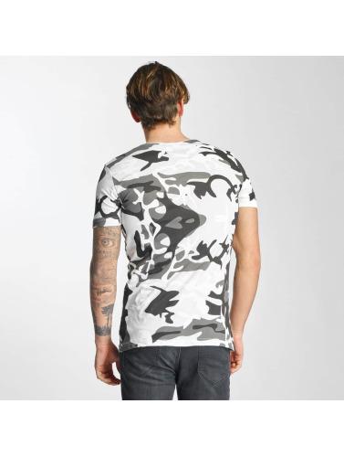 Hombres Camo Camiseta in 2Y blanco EqfdPPxwv