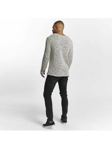 2Y Hombres Jeans ajustado Thomas in gris