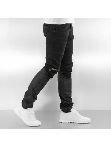 2y Avery Trange Jeans Menn I Svart ny ankomst online kjøpe billig billig 62cudVJs