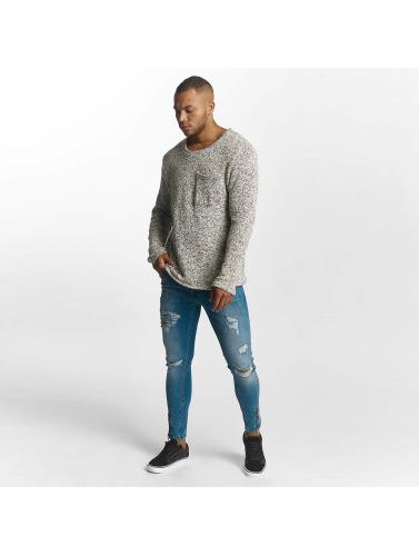 2Y Herren Skinny Jeans Riley in blau