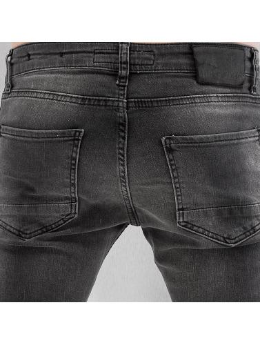 2y Herren Skinny Jeans Grimsby In Grau