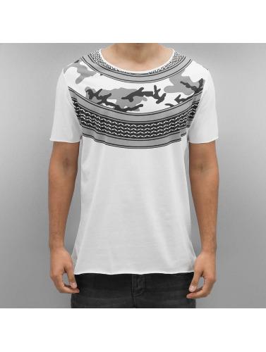 2Y Herren T-Shirt Pali in weiß