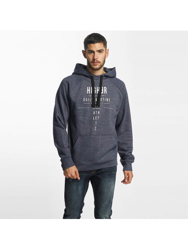 98-86 Herren Hoody Higher in blau