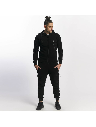 Sweat Suit In Black