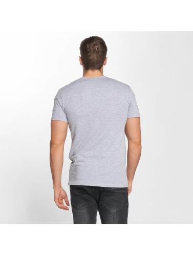 in Camiseta Hombres Destroyed gris Aarhon SF8q44