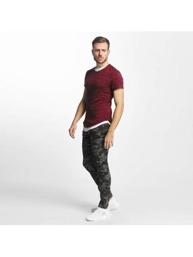 Aarhon Hombres Jeans ajustado Fiorentina in gris