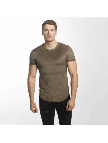 Aarhon Herren T-Shirt Roma in khaki