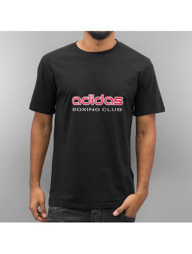 adidas Boxing MMA Herren T-Shirt Boxing Club in schwarz