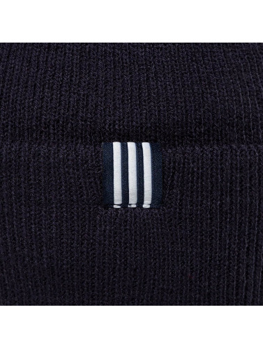adidas originals Beanie Trefoil in blau