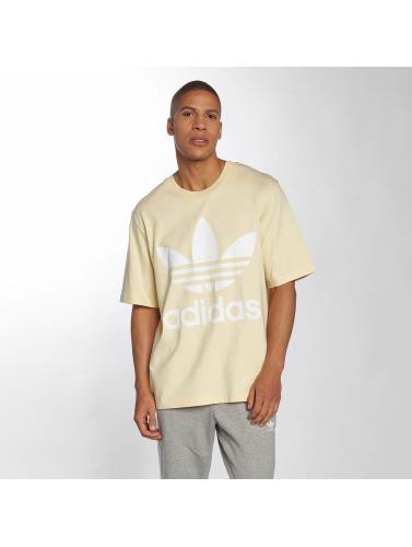 adidas originals Hombres Camiseta Oversized in amarillo