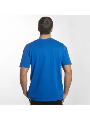 adidas originals Hombres Camiseta Trefoil in azul