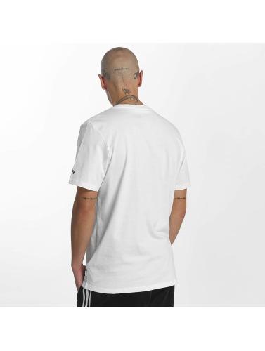 adidas originals Hombres Camiseta Shock in blanco