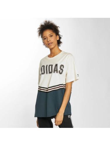 adidas originals Mujeres Camiseta Adibreak in blanco