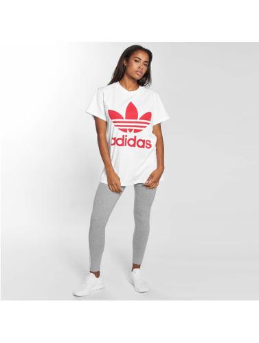 Adidas Originals Kvinner Stor Trekløver I Hvitt ny ankomst online kjøpe billig bestselger 100% opprinnelige billig salg nyte billig salg kjøpe Bo7eYOb