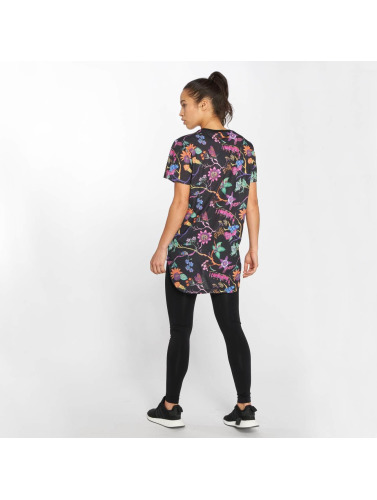 adidas originals Mujeres Camiseta Longline in negro