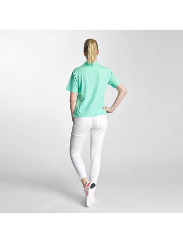 adidas originals Mujeres Camiseta polo Polo in verde