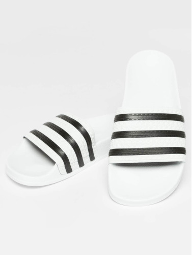 adidas Sandalias in Stripy originals blanco Chanclas wqTawr1p
