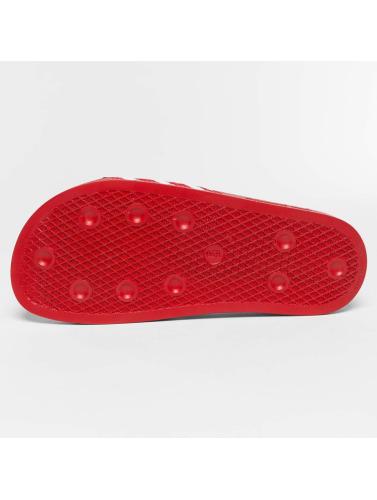 adidas originals Chanclas / Sandalias Stripy in rojo