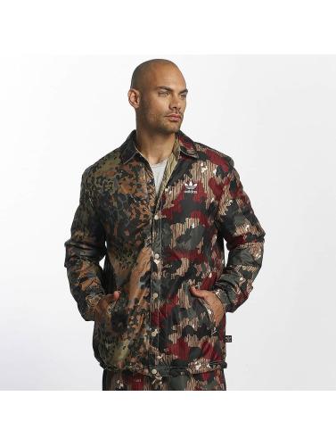 adidas originals Hombres Chaqueta de entretiempo Coach in camuflaje