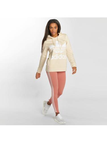 adidas originals Damen Hoody Trefoil in beige