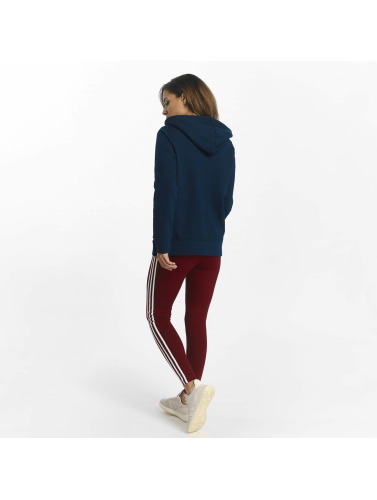 adidas originals Damen Hoody Trefoil in blau